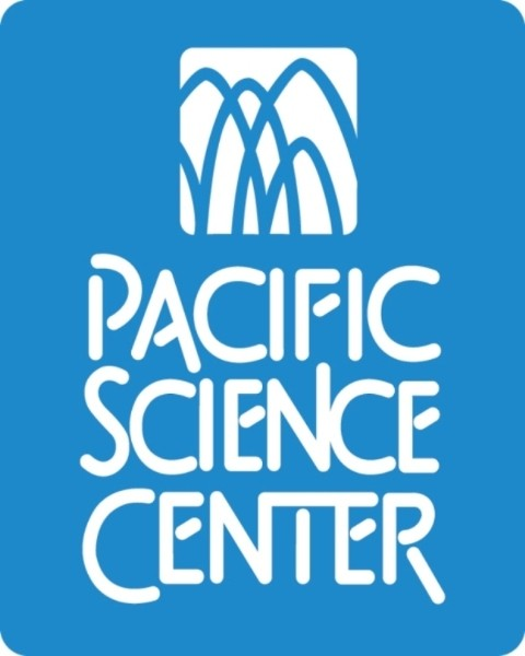 logo for the Pacific Science Center